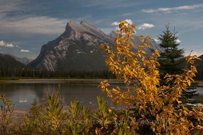 Mt. Rundle, Banff - Canada