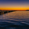 Berkeley Pier after Sunset