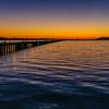 Berkeley Pier after Sunset