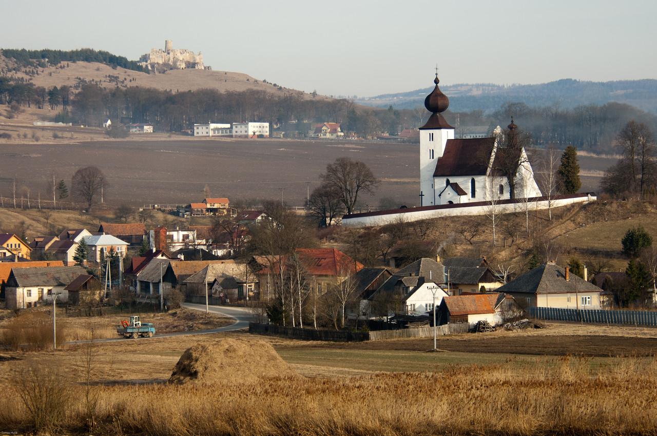 Žehra a Spišský hrad