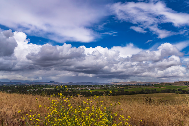 May Clouds Over Livermore