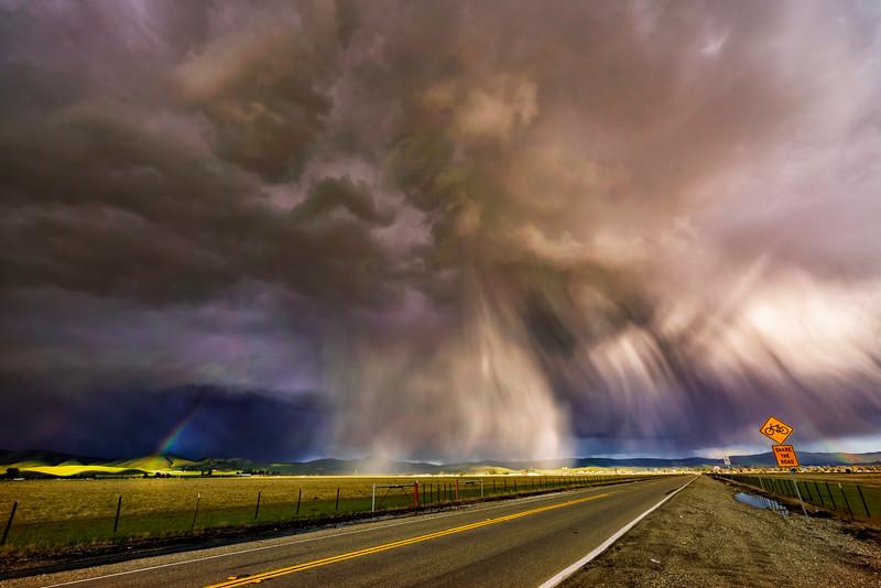 Storm Cloud Mass