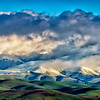 Snowcapped Livermore Hills