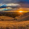 Del Valle Sunset