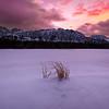 Lake of Fire - Kananaskis, Alberta