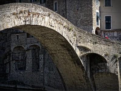 Dolceacqua bridge