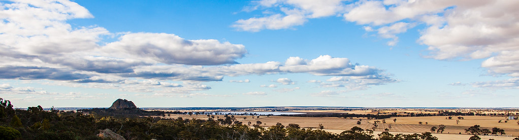 View from Arapiles