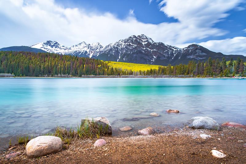 Patricia Lake, Alberta