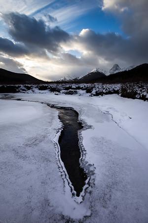 Open Water - Kananskis, Alberta