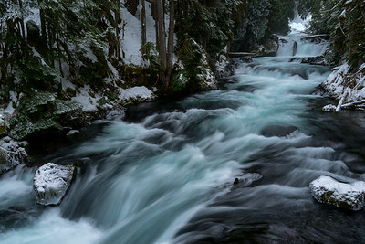McKenzie River Flow