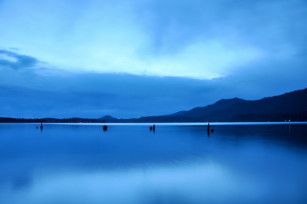 Lake Quinault Blue