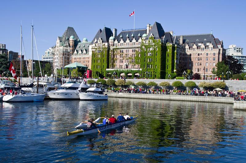 Victoria, British Columbia<br /> Camera: Pentax K-5 / Lens: K28/2.0