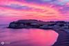 Sunset over Freshwater Bag