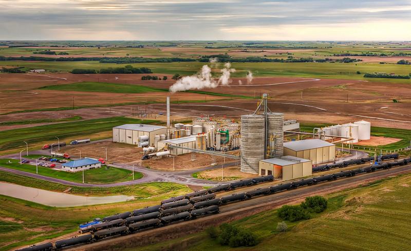 Ethanol green, Phillipsburg, KS