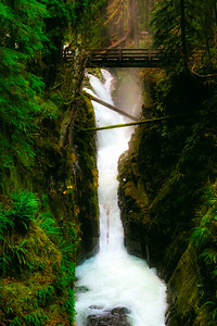Sol Duc Falls, Washington, USA