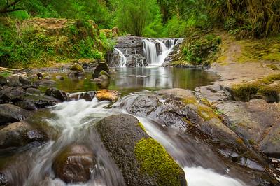 A River Runs Through It - Mapleton, Oregon