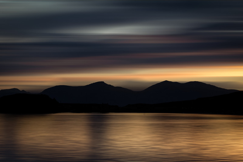 'Serenity' - one of many shots taken near Oban in Scotland.