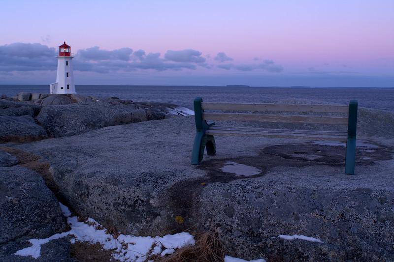Peggy's Cove, Nova Scotia<br /> Camera: Pentax K-7 / Lens: K24