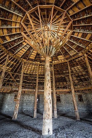 Peter French Roundbarn