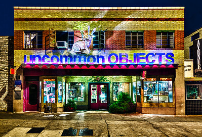 Uncommon Objects at Night