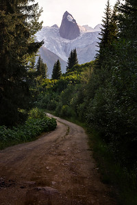 Central Spire - Bugaboos, B.C.