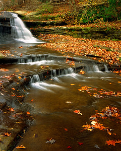 Upper Falls, Hocking Hills, Ohio