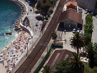 Gare Ferroviaire - Villefranche sur Mer
