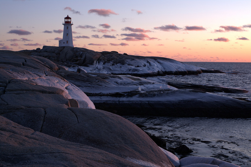 Peggy's Cove, Nova Scotia<br /> Camera: Pentax K-7 / Lens: 35mm SMC Takumar