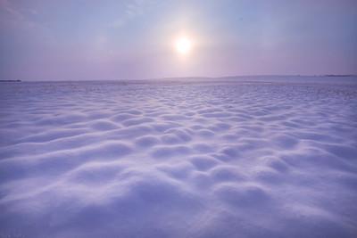 Undulated - Mossleigh, Alberta