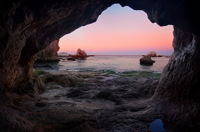 Coastal Cavern - Pismo Beach, California