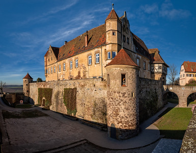 Stettenfels Castle, Germany