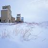 Iconic Prairies - Mossleigh, Alberta