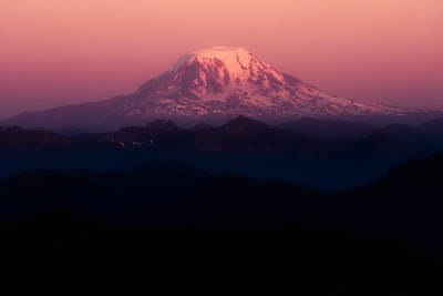 Mt. Adams, Washington, USA