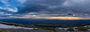 Pacific Northwest Sunrise Panorama
