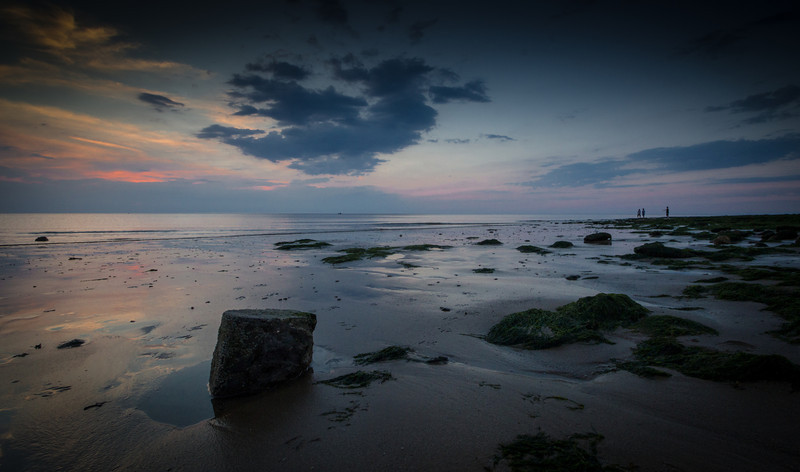 """The Watchers"" - taken on another trip to Hunstanton, Norfolk."