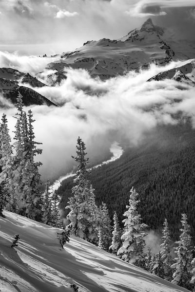 Mt Rainier, Washington State