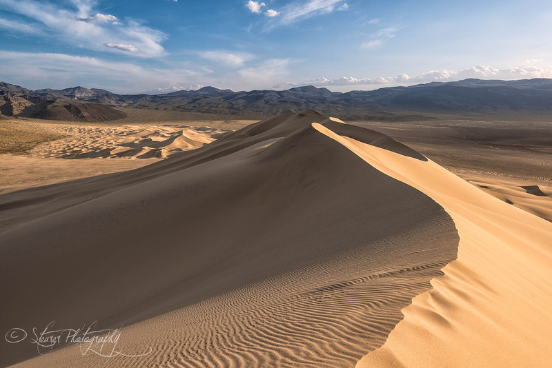Eureka dunes I - Death Valley, CA- Death Valley, CA