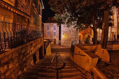 La Vieille Ville - Antibes