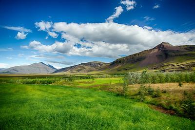 Iceland Medows