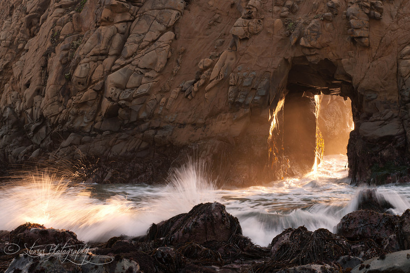 Illumination - Pfeiffer Beach, Big Sur, CA