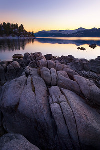 Okanagan Granite - Vernon, British Columbia