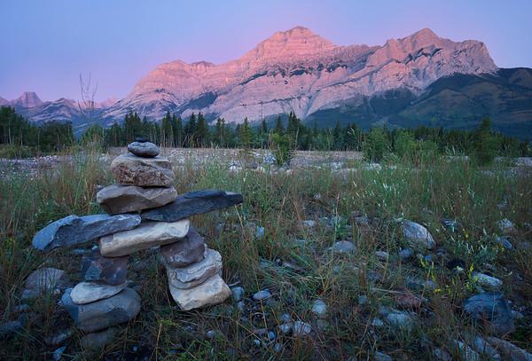 Alpenglow Kidd - Kananaskis, Alberta