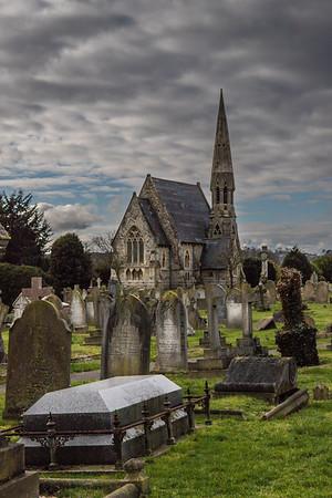 Chapel, Windsor Cemetry