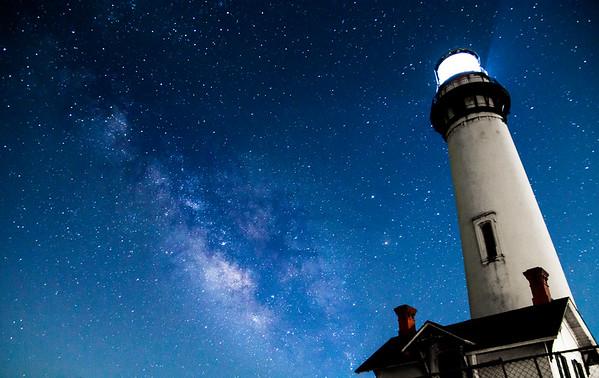 Pigeon Point Lighthouse, Pescadero, California  7/10/16