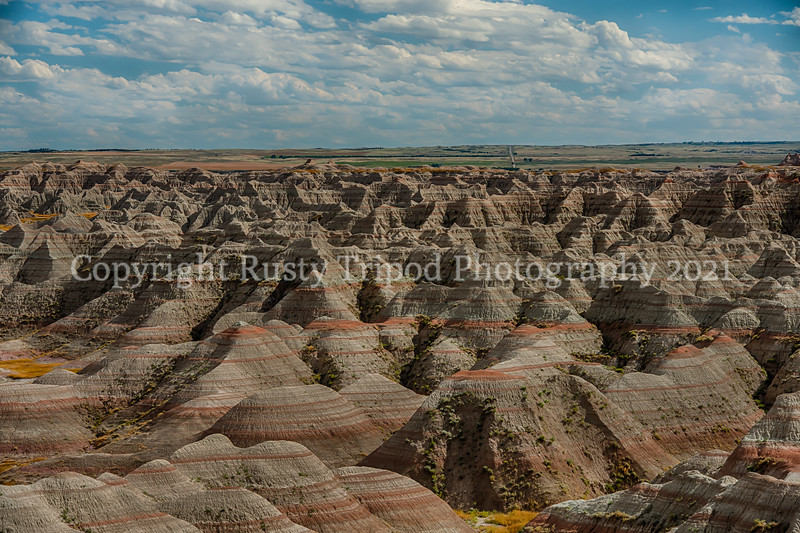 Badlands Rings Of Mystery