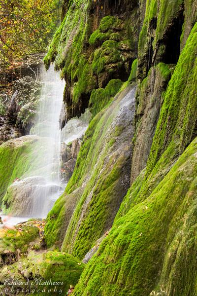 Gorman Falls in Colorado State Park, Texas