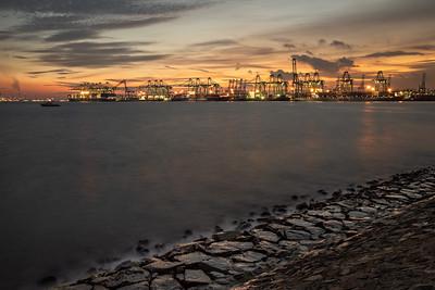 Container Port, Singapore