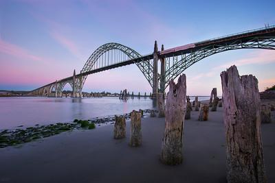 Sea Gate - Newport, Oregon