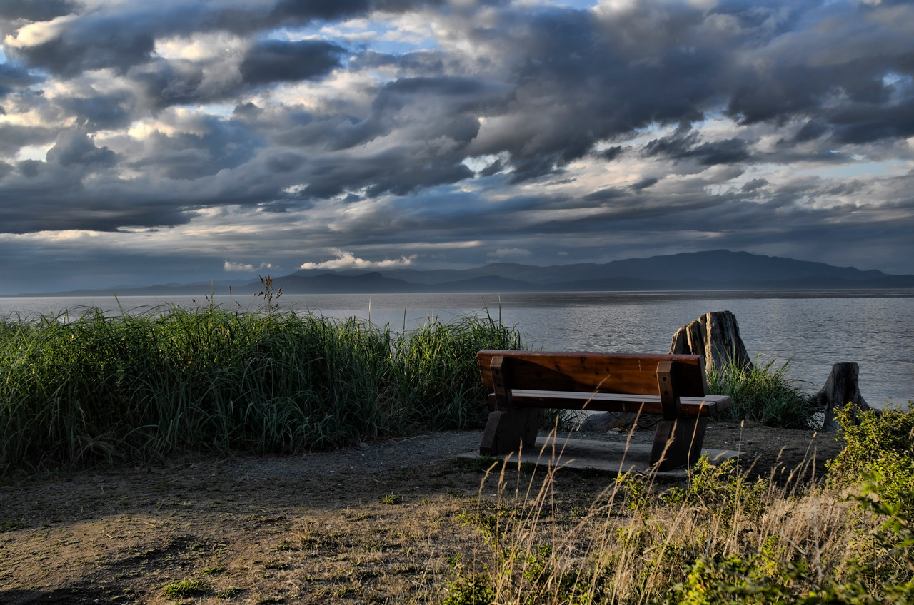 Rathtrevor Beach - Parksville, British Columbia<br /> Camera: Pentax K5 Lens: K28/2.0