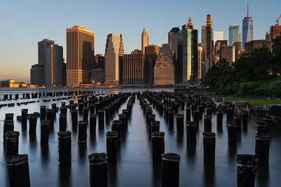 Pier 1 Basin, Brooklyn Bridge Park, New York
